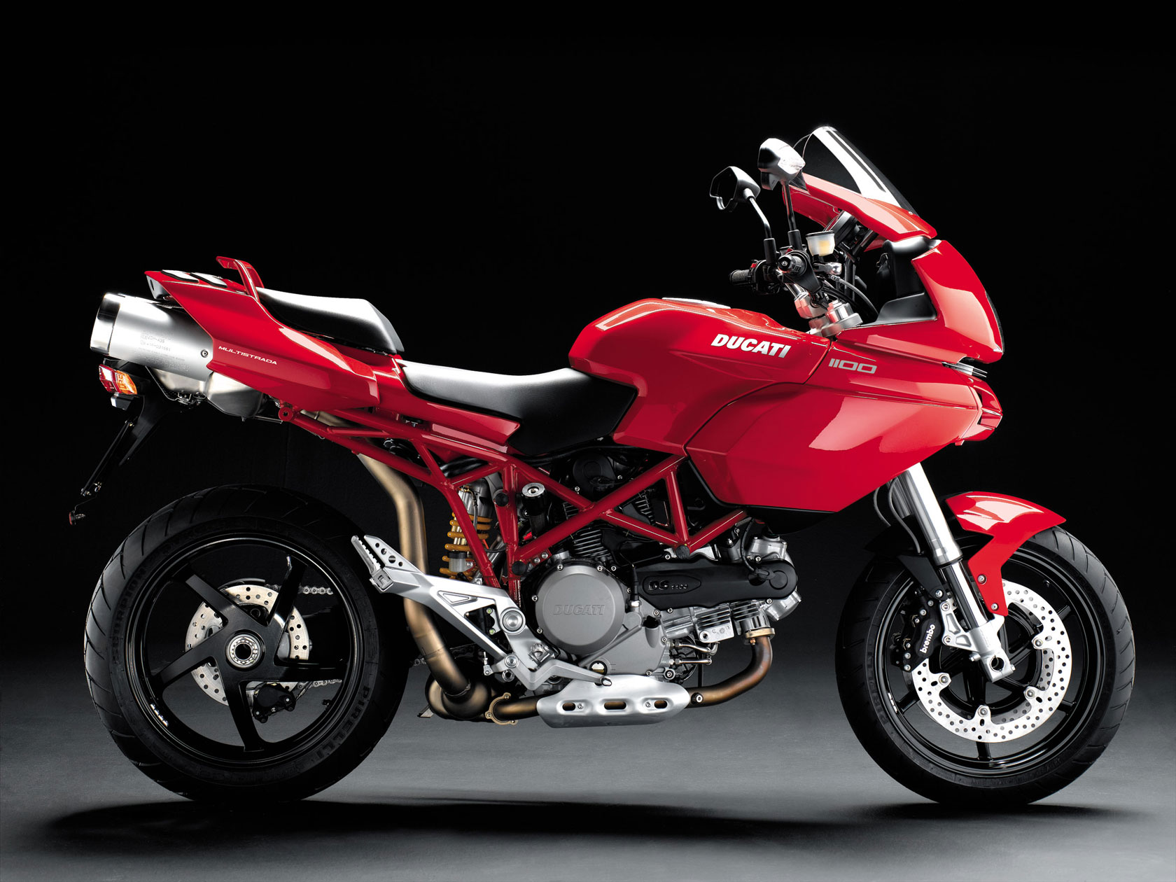 Ducati Multistrada 1100 wallpapers #133355