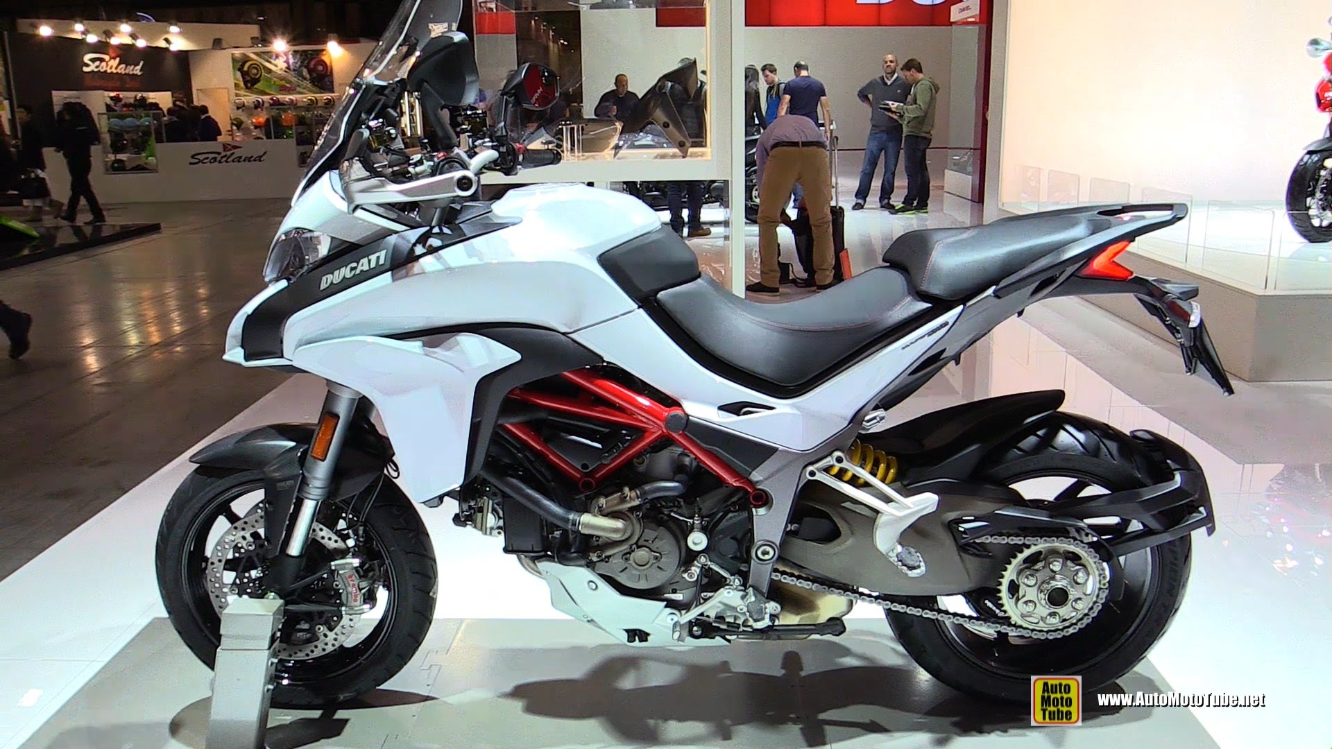 Ducati Multistrada 1200 2014 wallpapers #12931