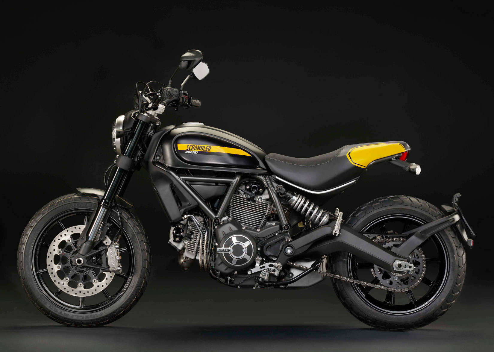 Ducati Scrambler Full Throttle 2015 wallpapers #13430