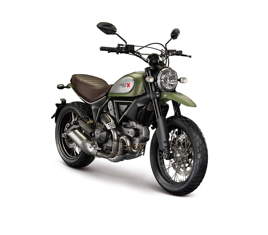 Ducati Scrambler Urban Enduro 2015 wallpapers #13529