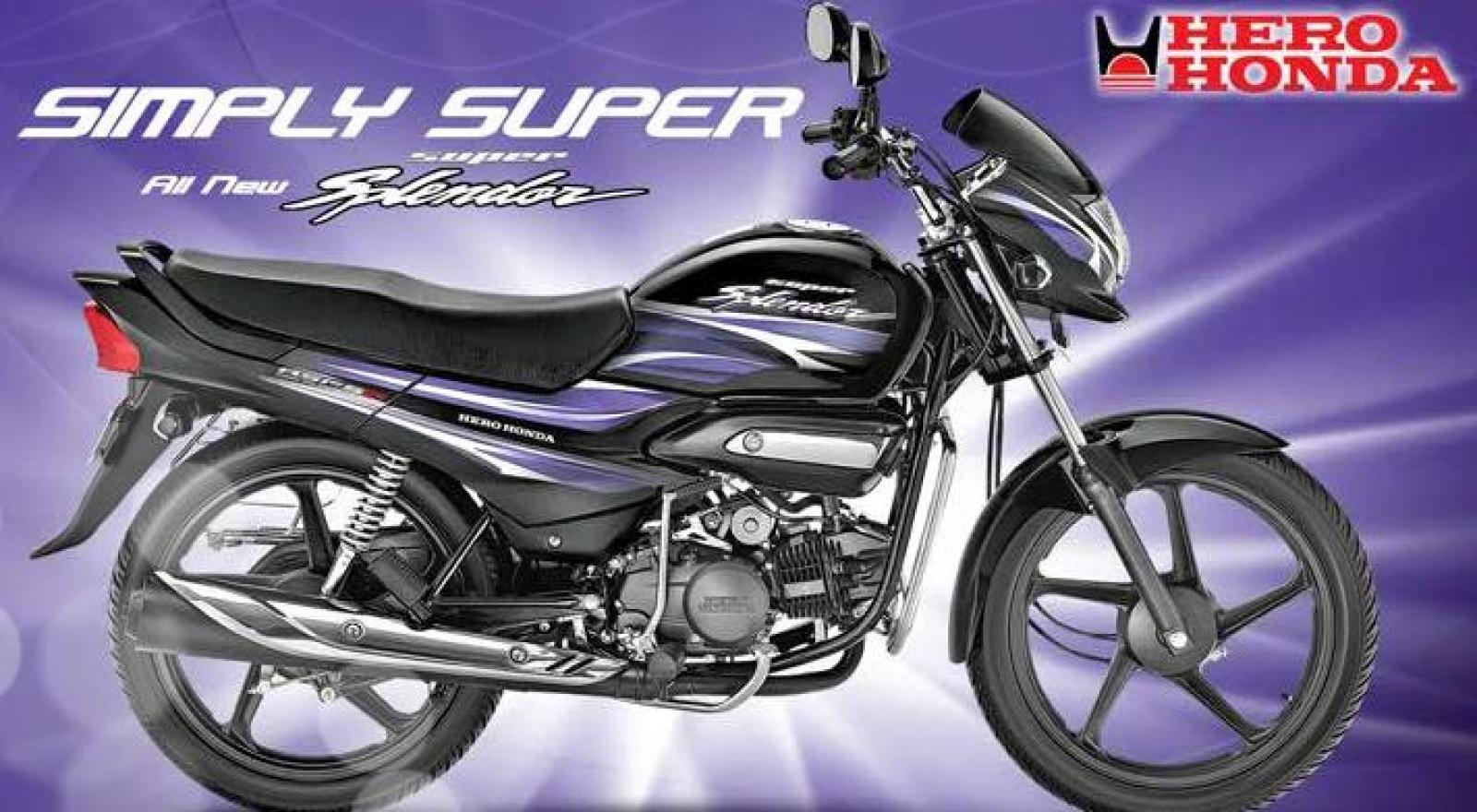 Hero Honda 125 Super Splendor 2008 images #74802