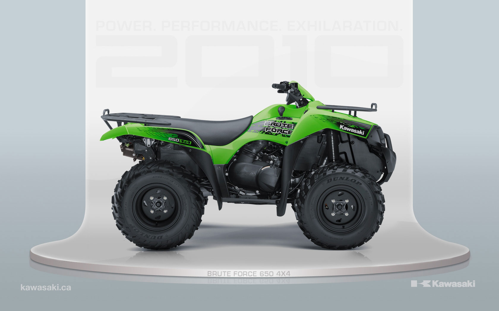 Kawasaki Brute Force 650 4x4 2011 images #86188