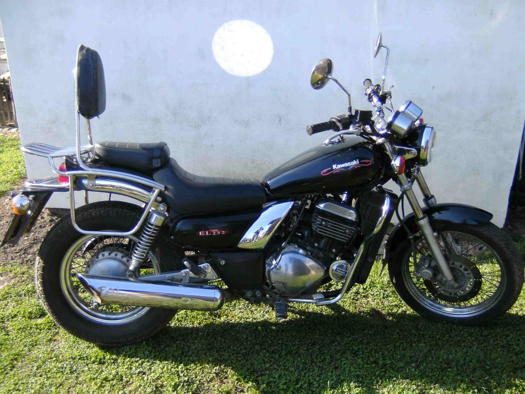 Kawasaki EL 252 Eliminator 2003 images #84502
