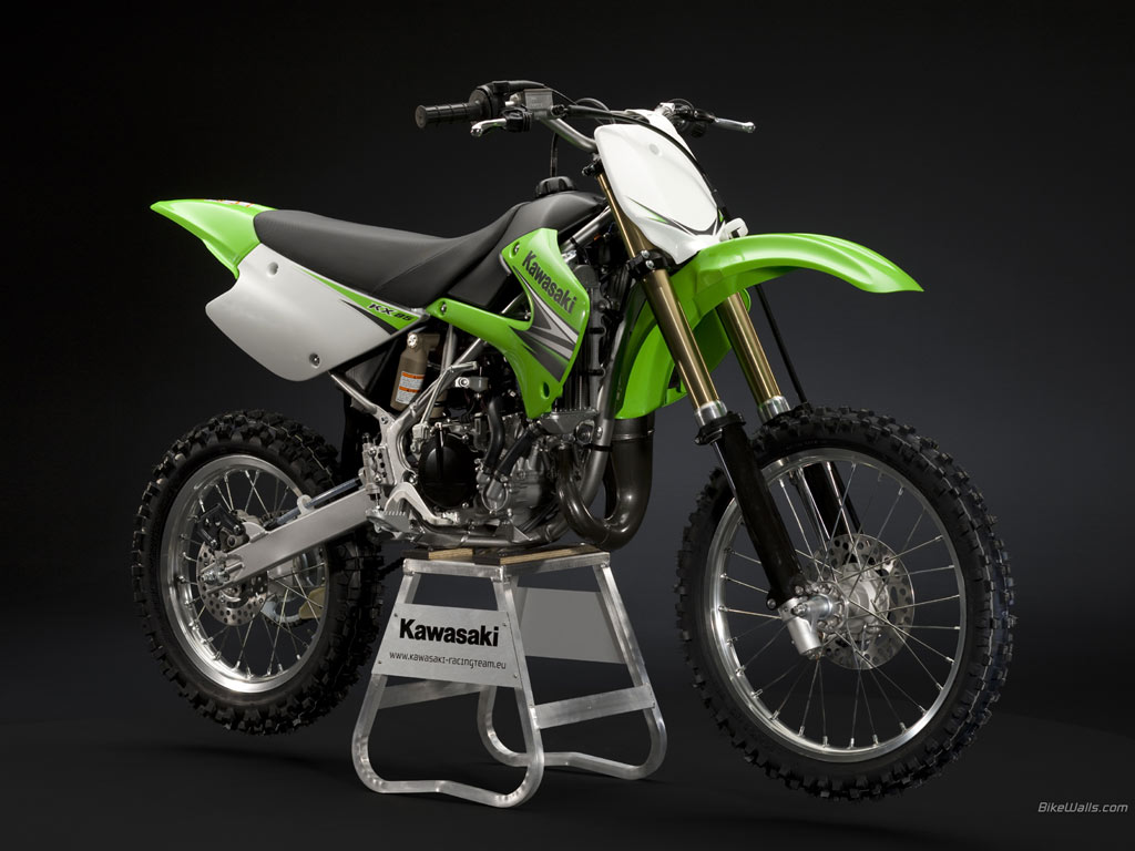 Kawasaki KX 85 2010 wallpapers #134740