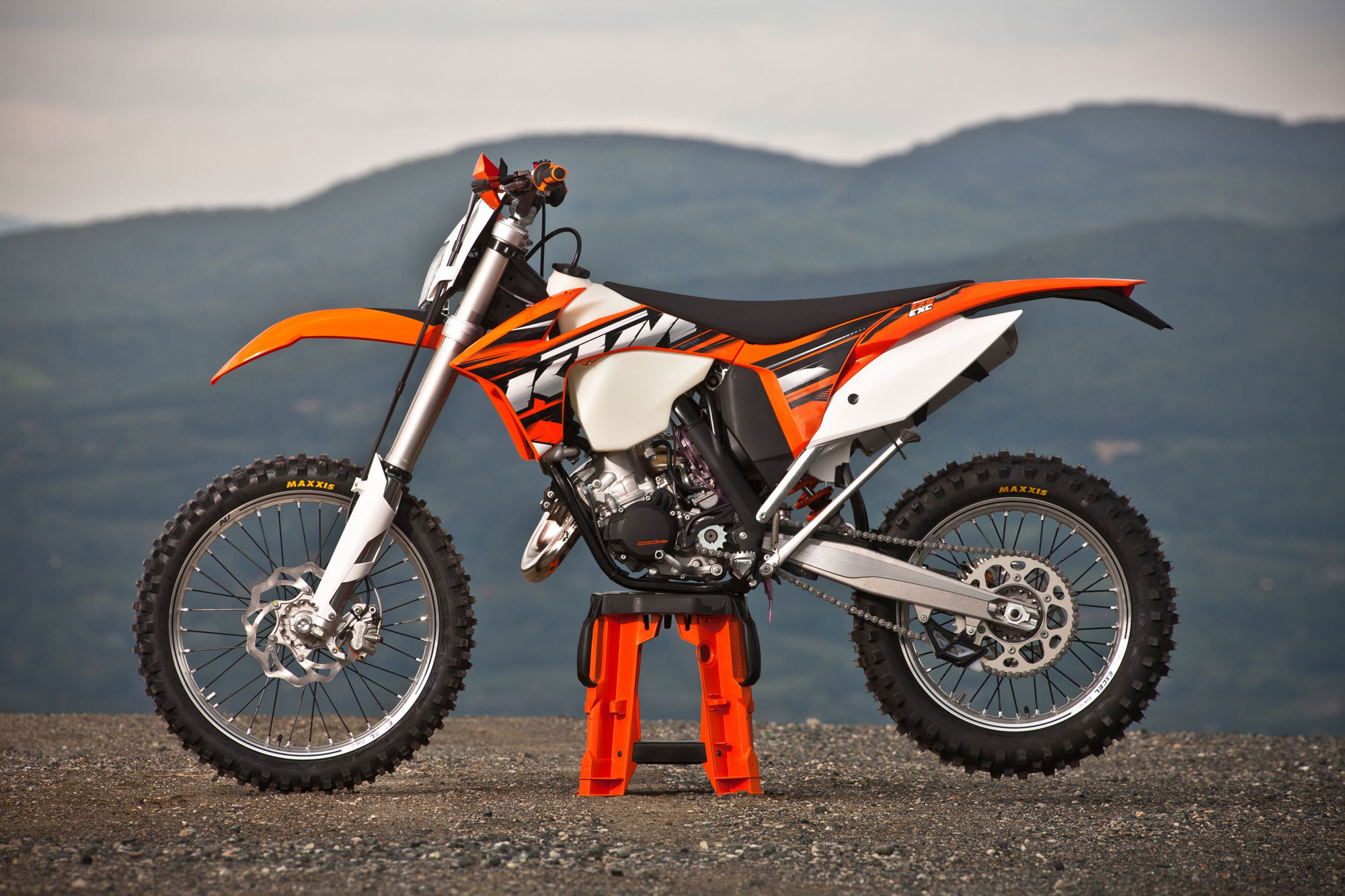 KTM 125 EXC 2010 wallpapers #161318