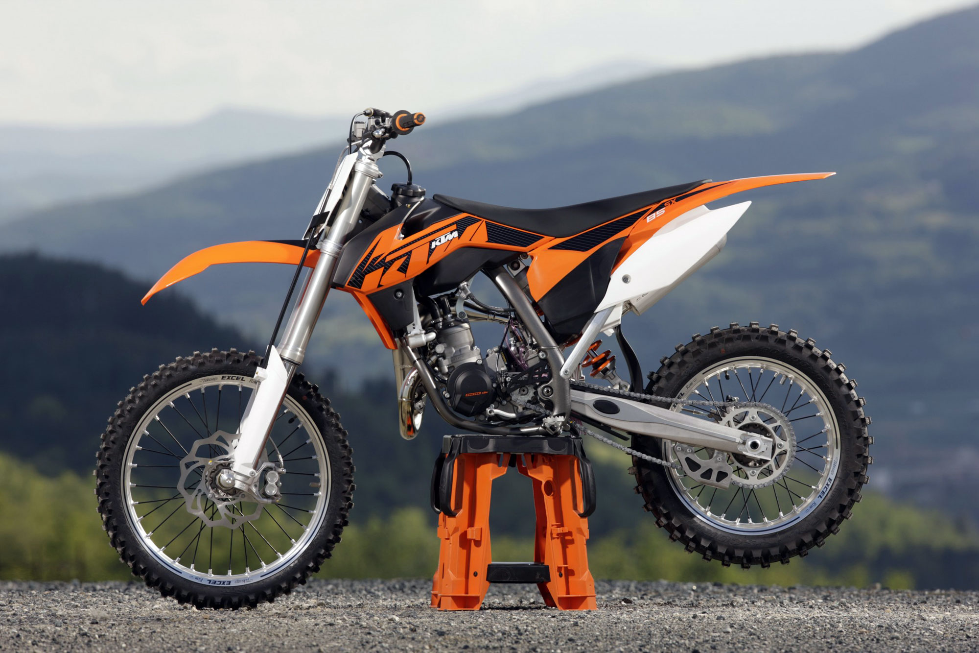KTM 85 SX 19/16 wallpapers #135037
