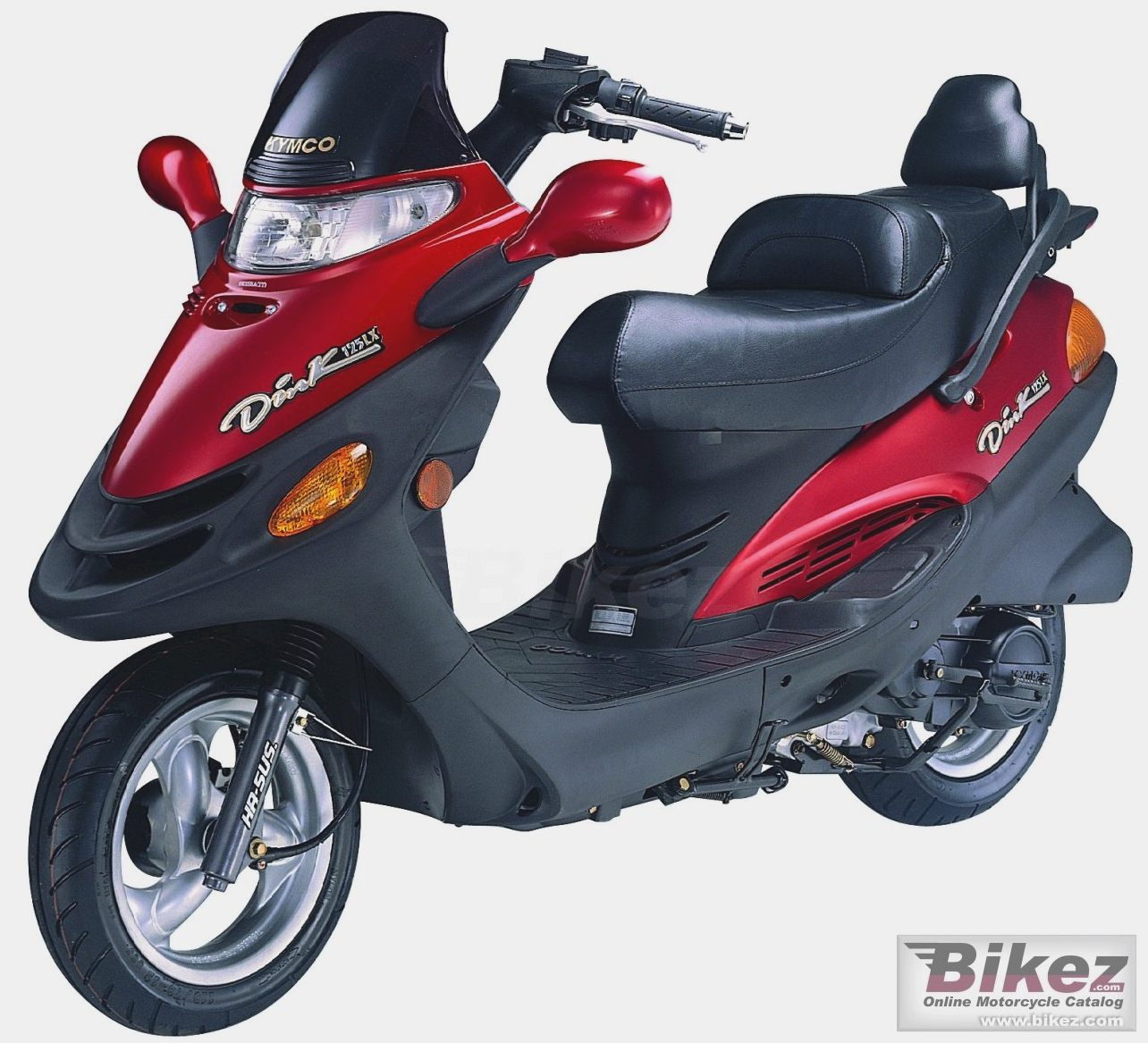 Kymco Yager 200 2010 images #102057