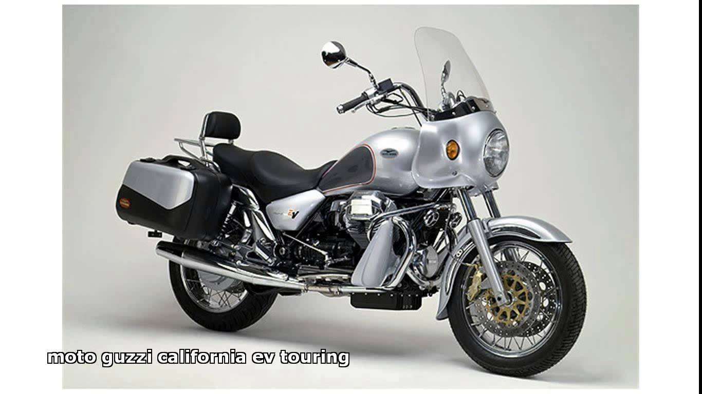 Moto Guzzi California EV Touring 2004 images #146643