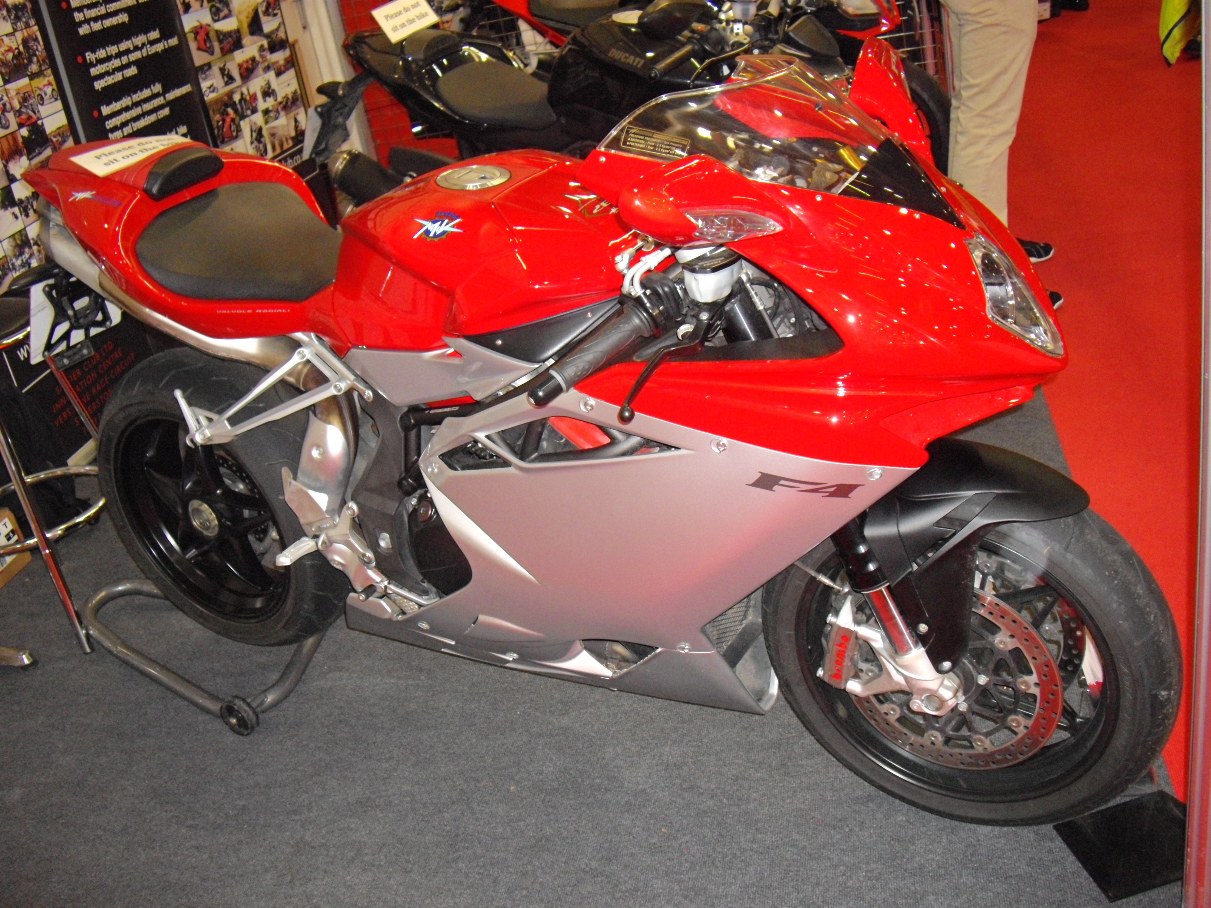 MV Agusta F4 1000 S 2006 images #113601