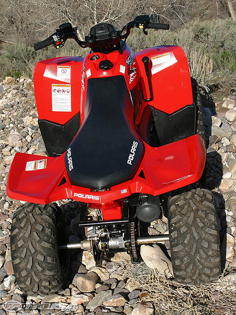 Polaris Scrambler 500 2008 images #121296