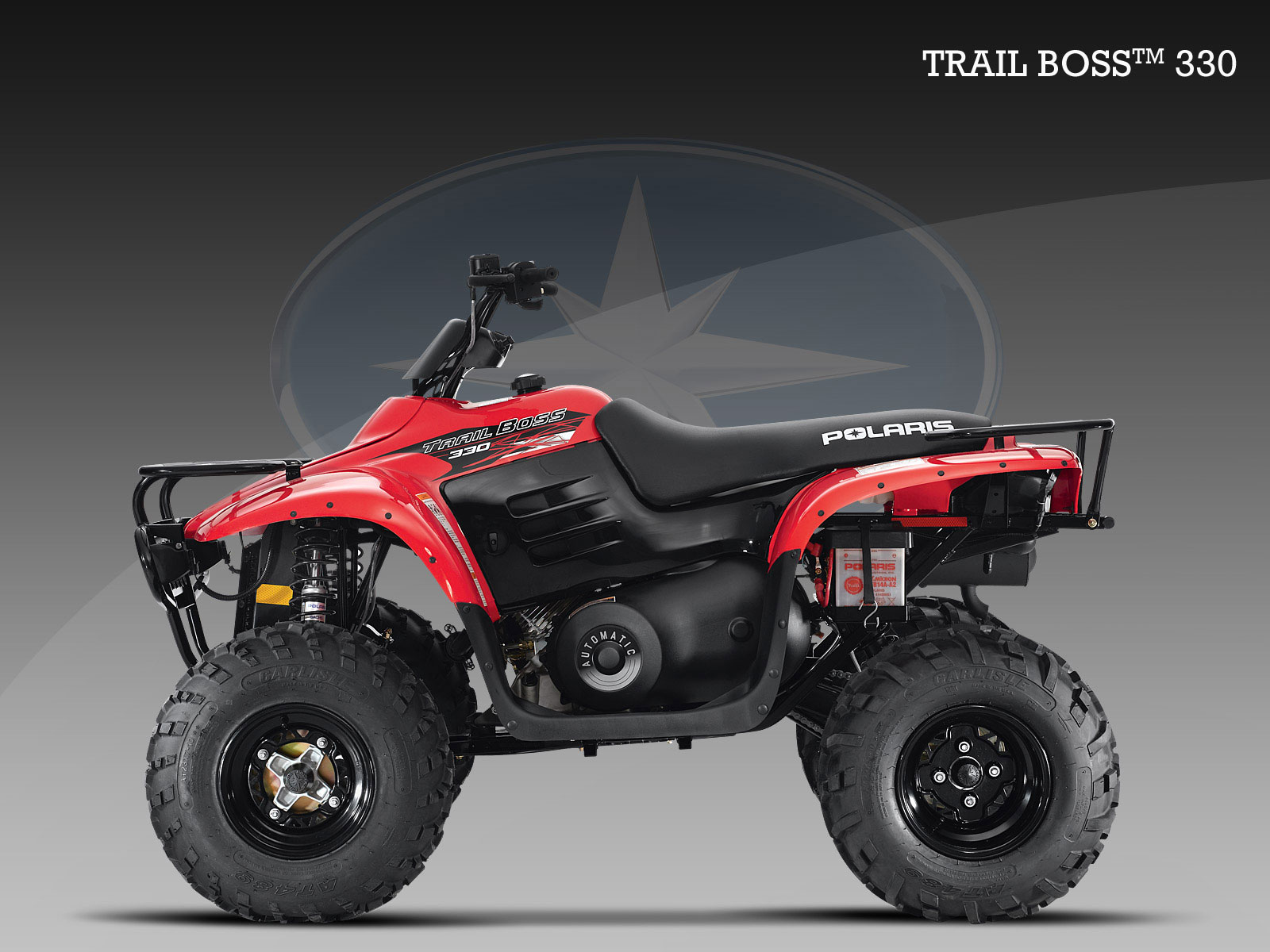 Polaris Trail Boss 330 2008 images #176387