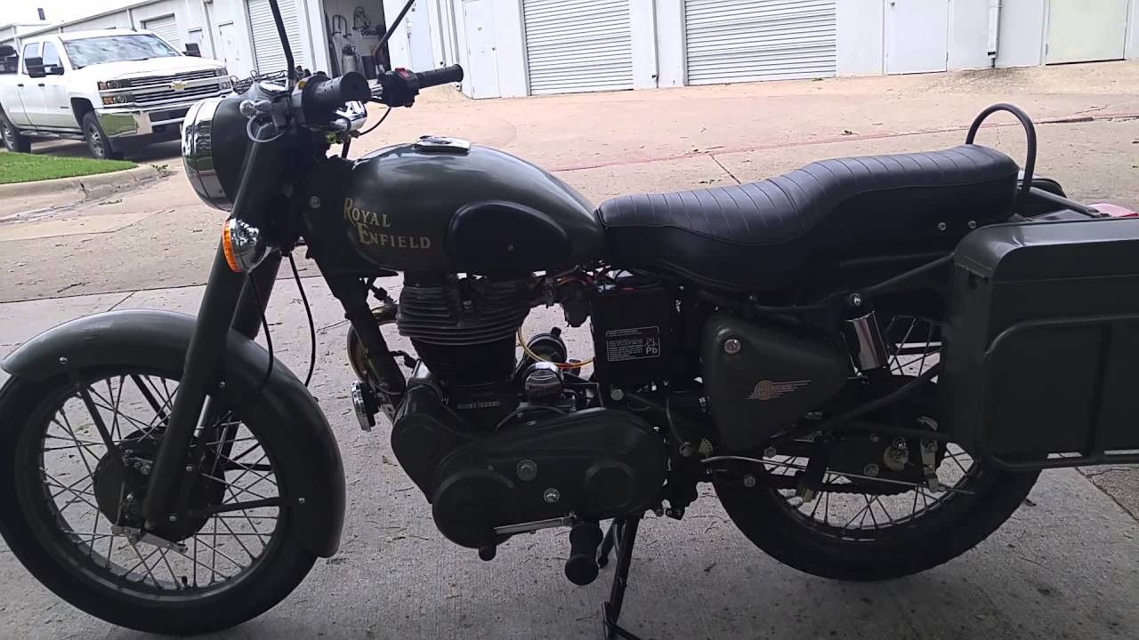 Royal Enfield Bullet 500 Army 2005 images #123268