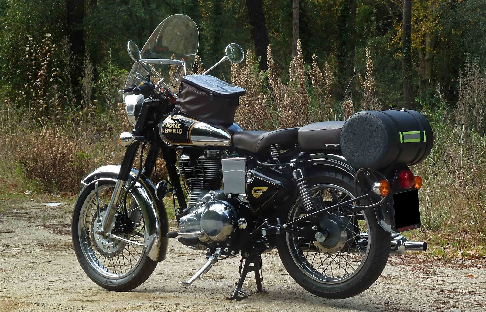 Royal Enfield Bullet 500 Trial Trail 2009 images #127405