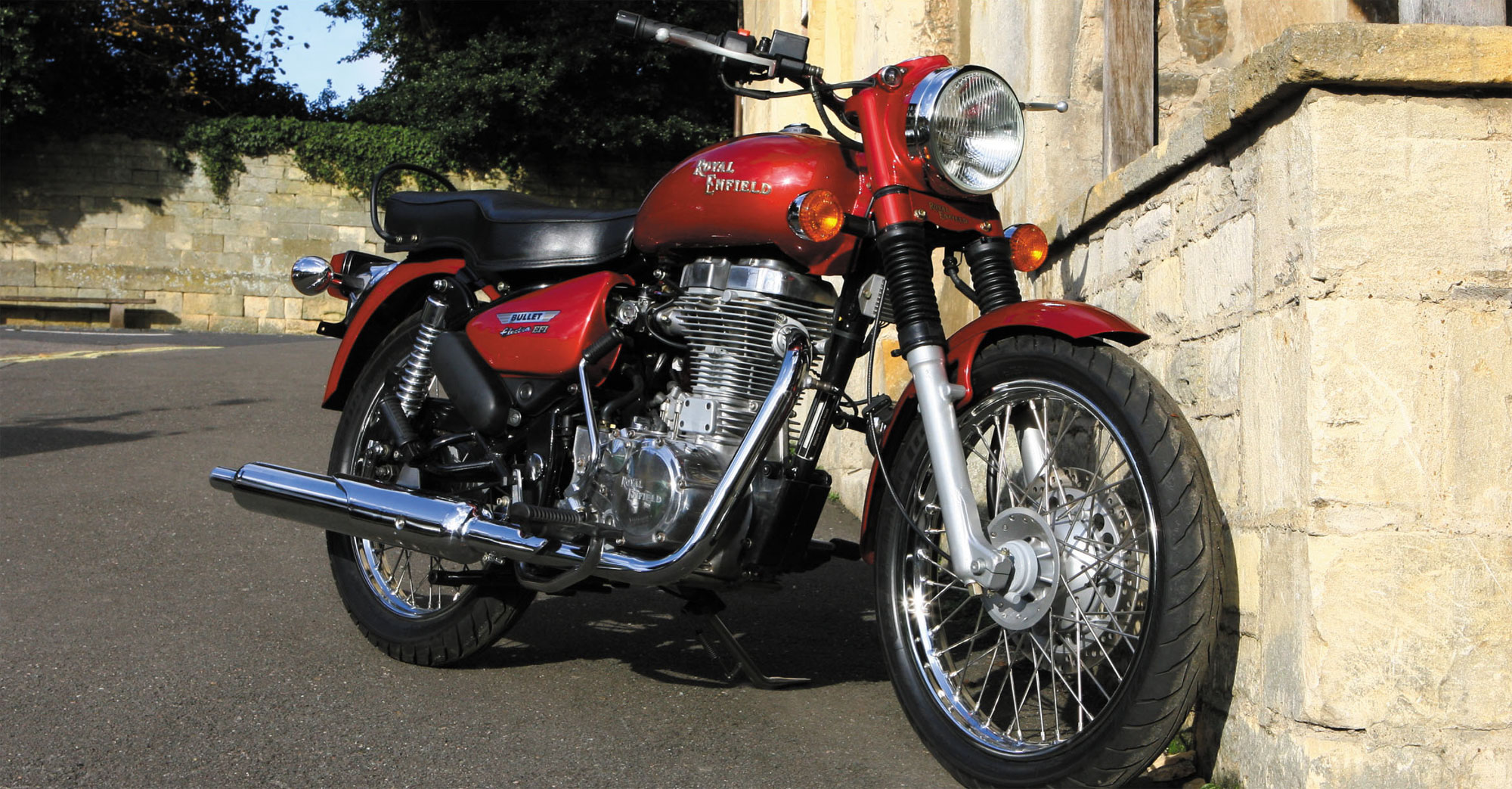 Royal Enfield Bullet G5 Classic EFI images #127306