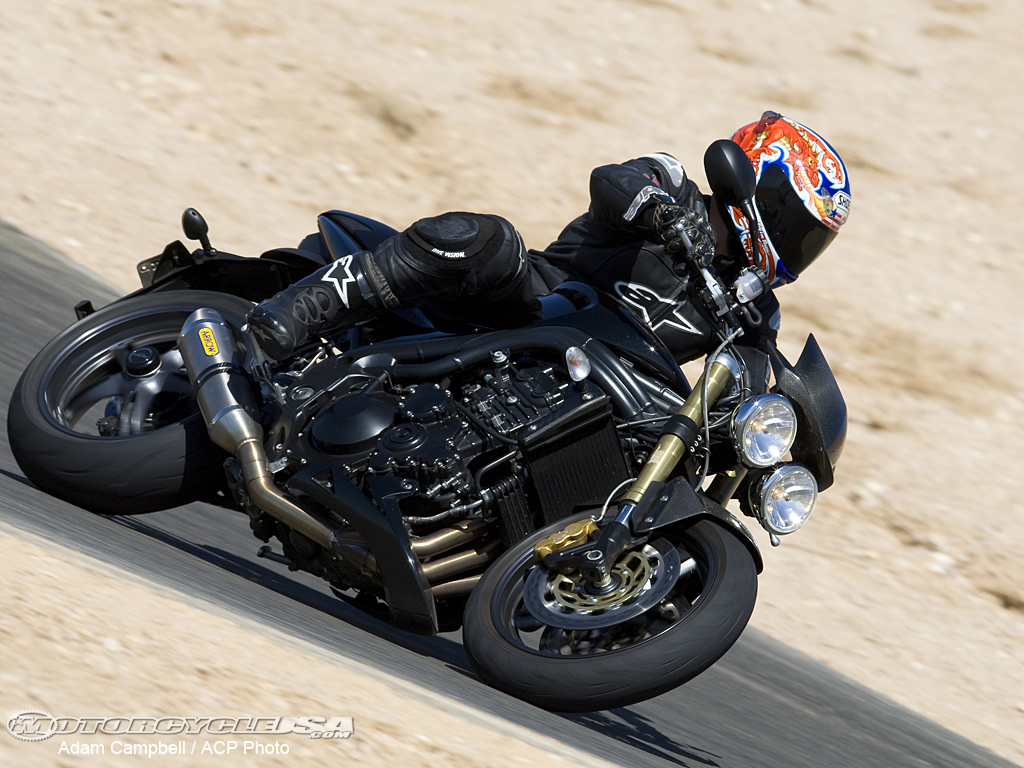 Triumph Speed Triple 1050 2007 images #125848