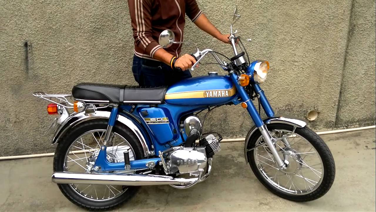 Yamaha AT 125 1970 images #155465