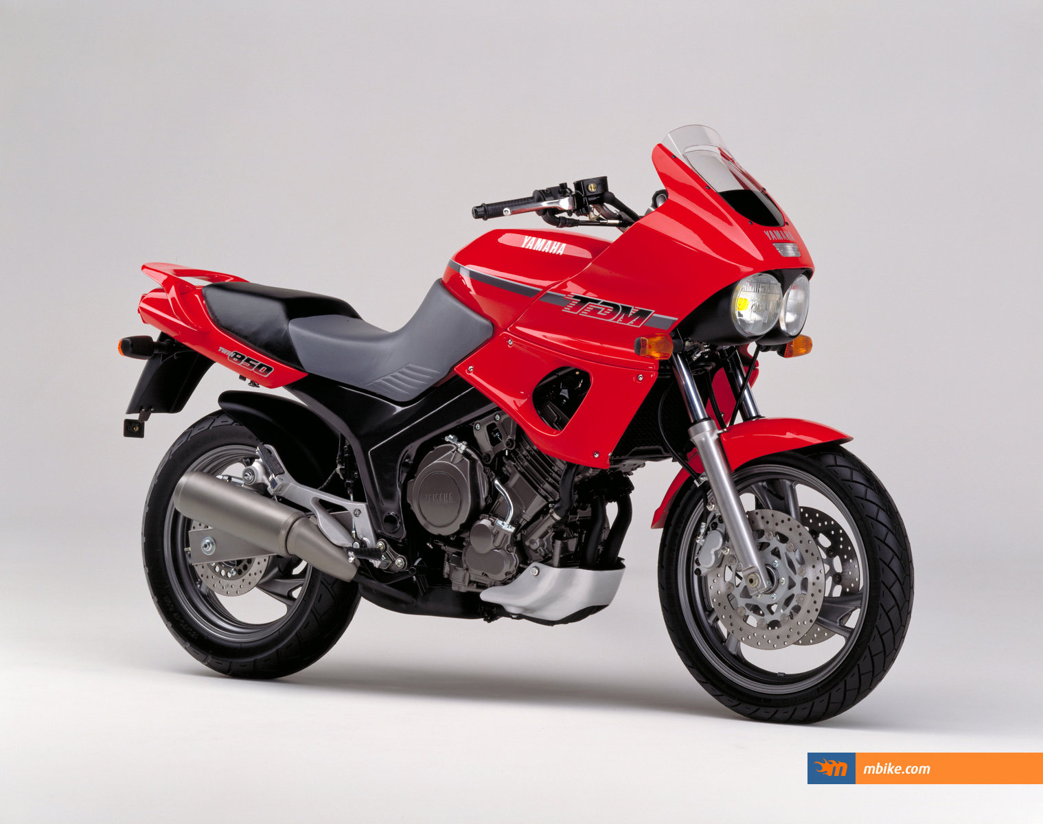 Yamaha TDM 850 1992 wallpapers #136032