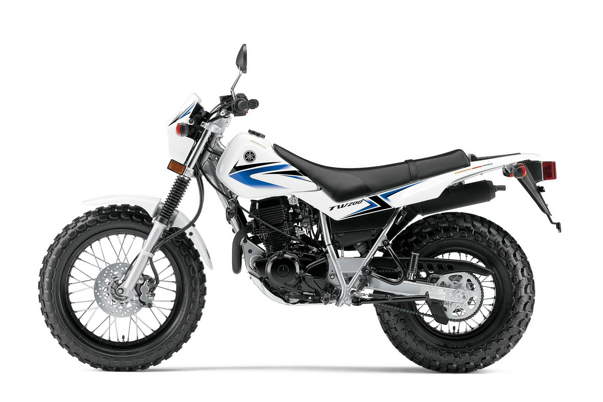 1995 Yamaha Tw 200 Pics Specs And Information