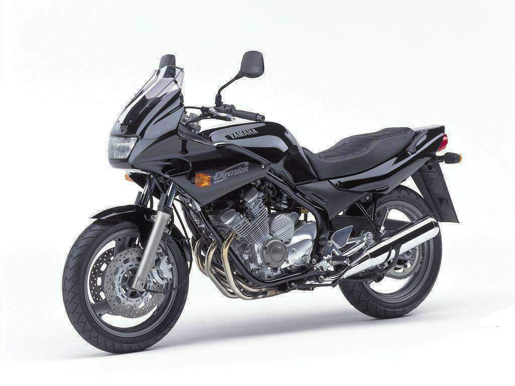 Yamaha XJ 600 N wallpapers #135680