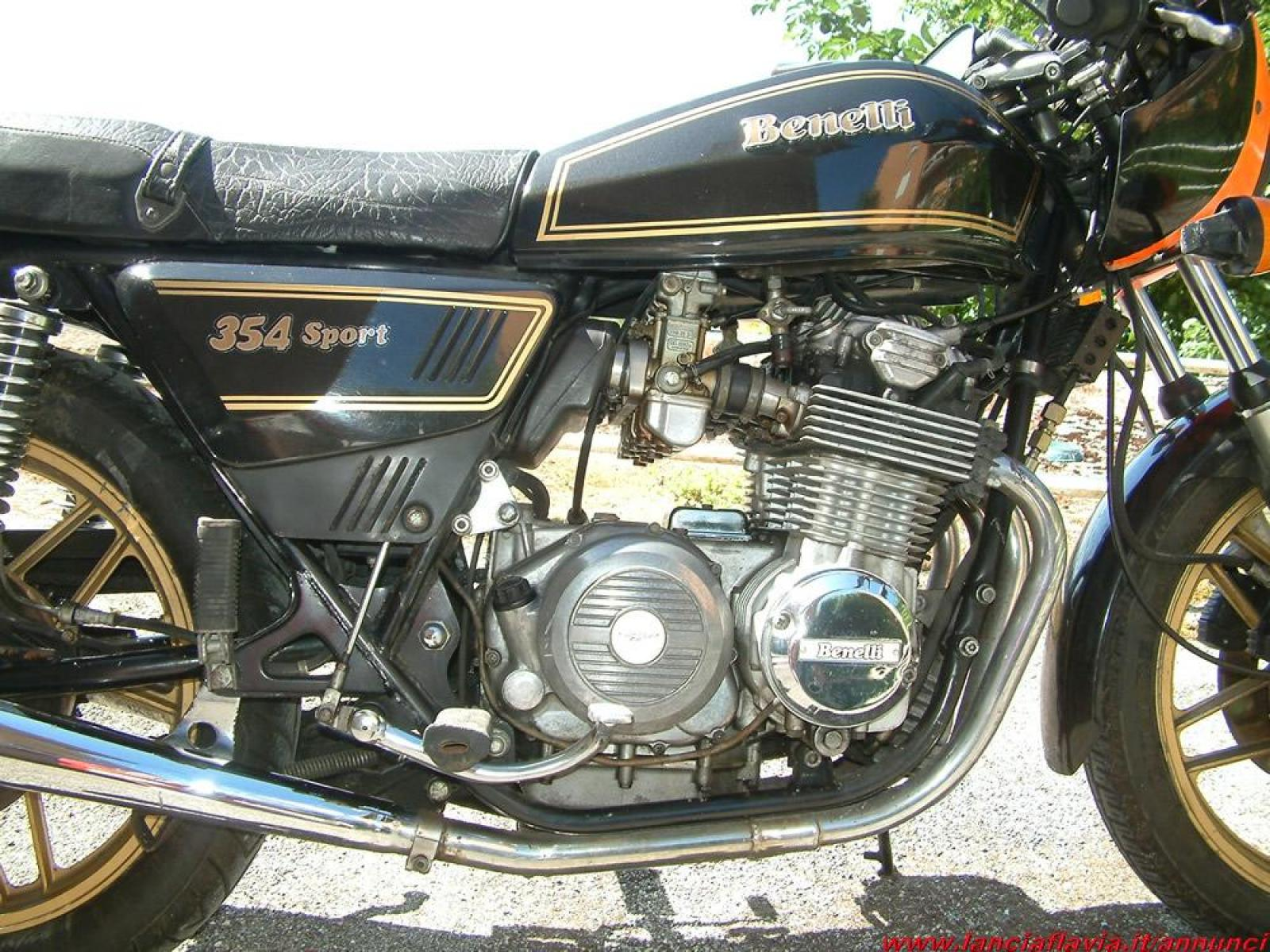 Benelli 350 RS 1979 images #75880