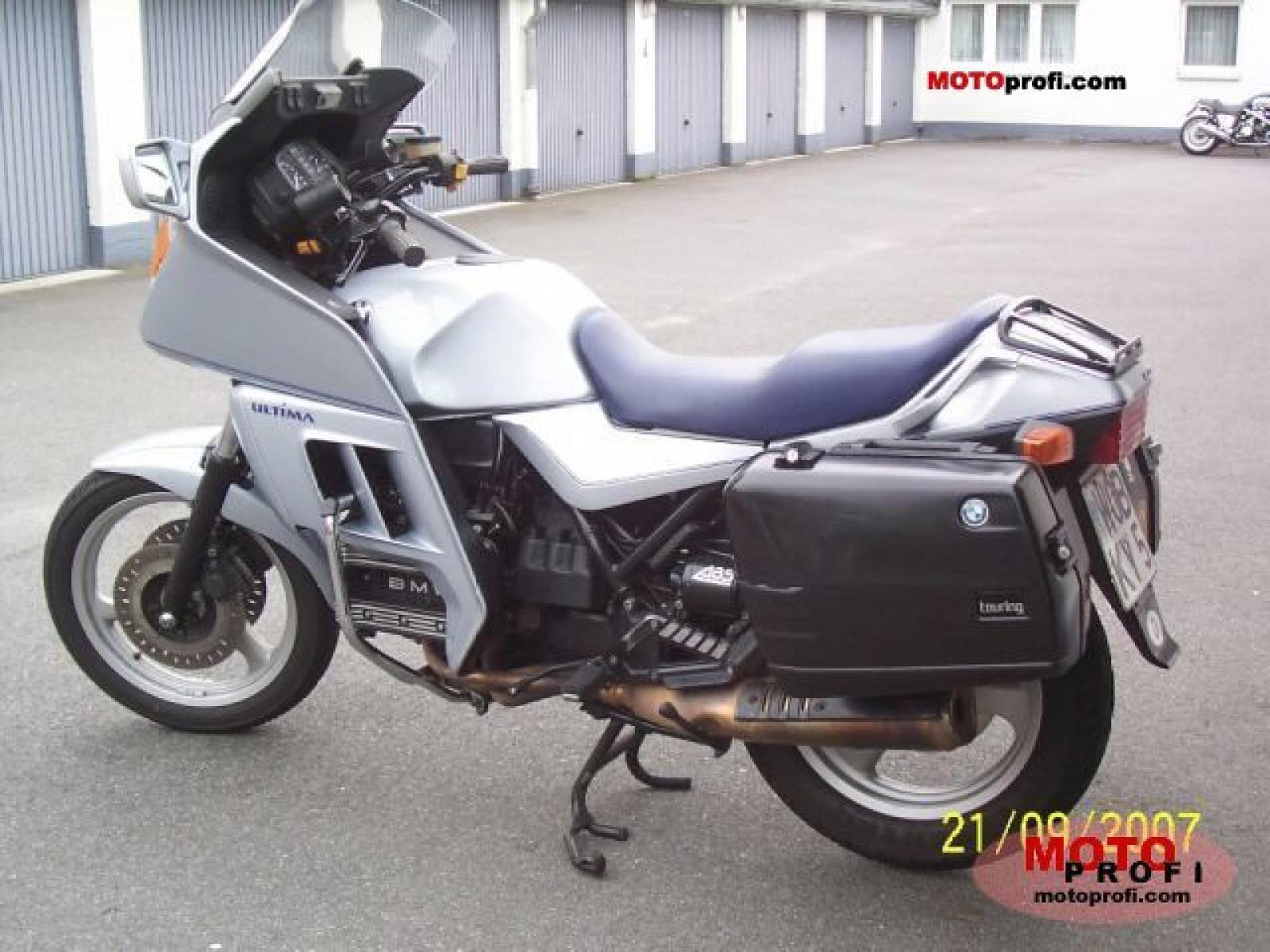BMW K75RT images #152393