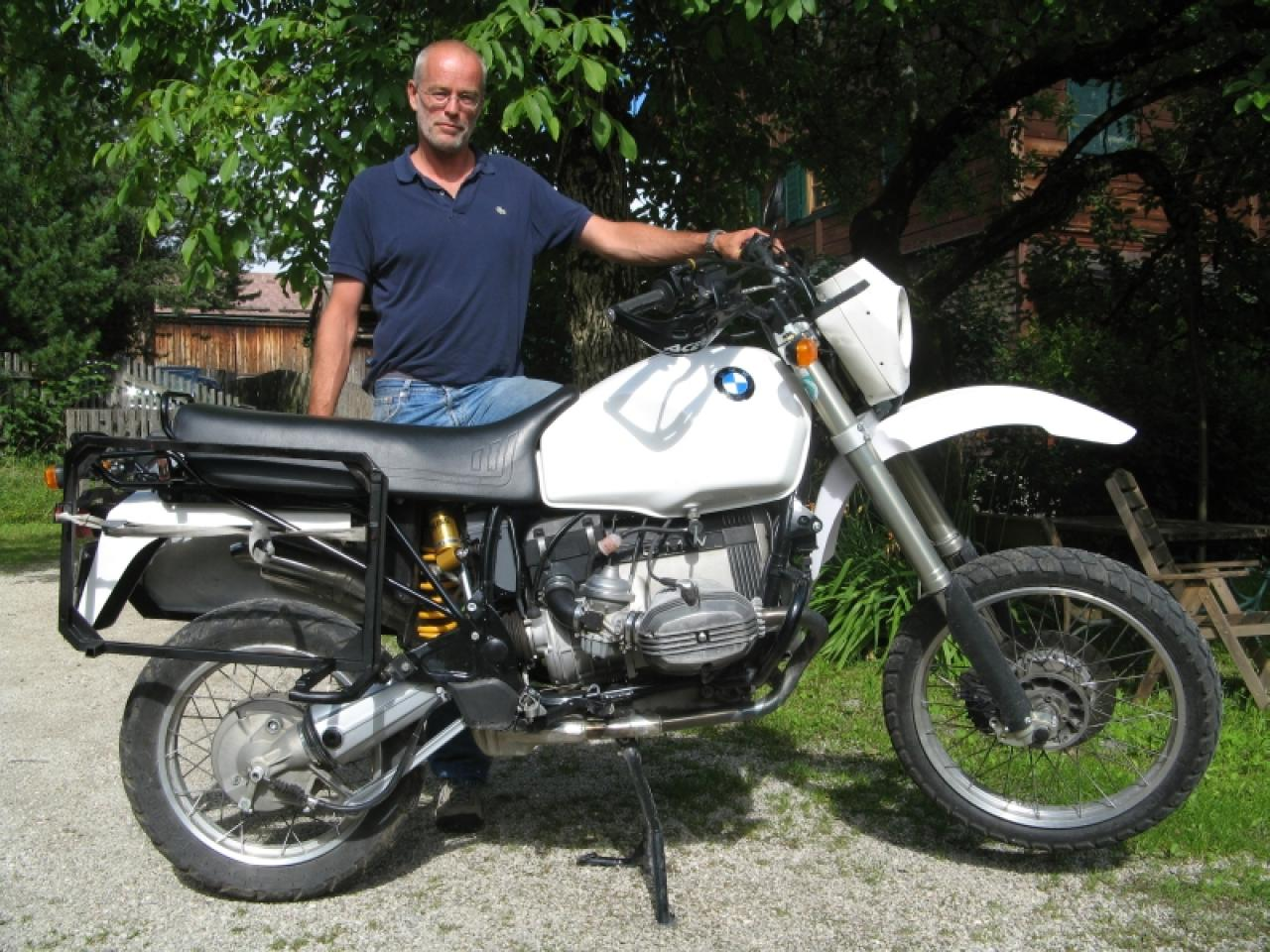 BMW R100GS 1988 images #30792