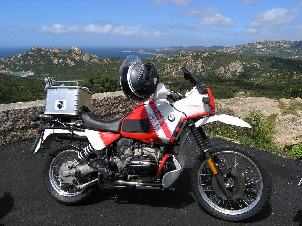 BMW R100GS 1989 images #155169