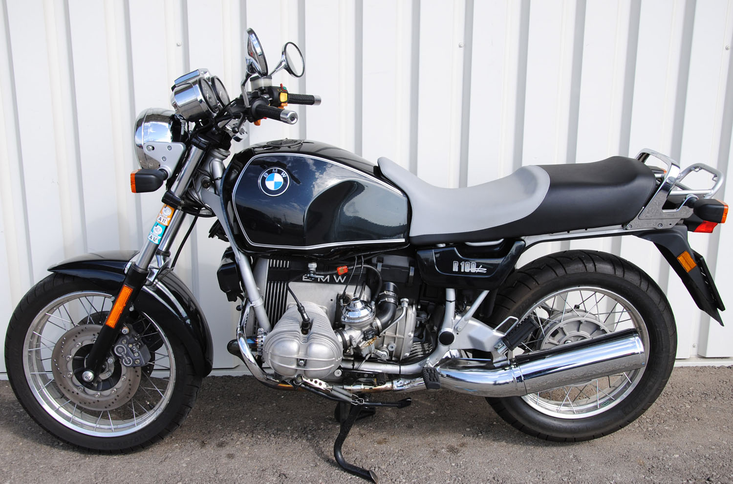 BMW R100R 1991 wallpapers #132860