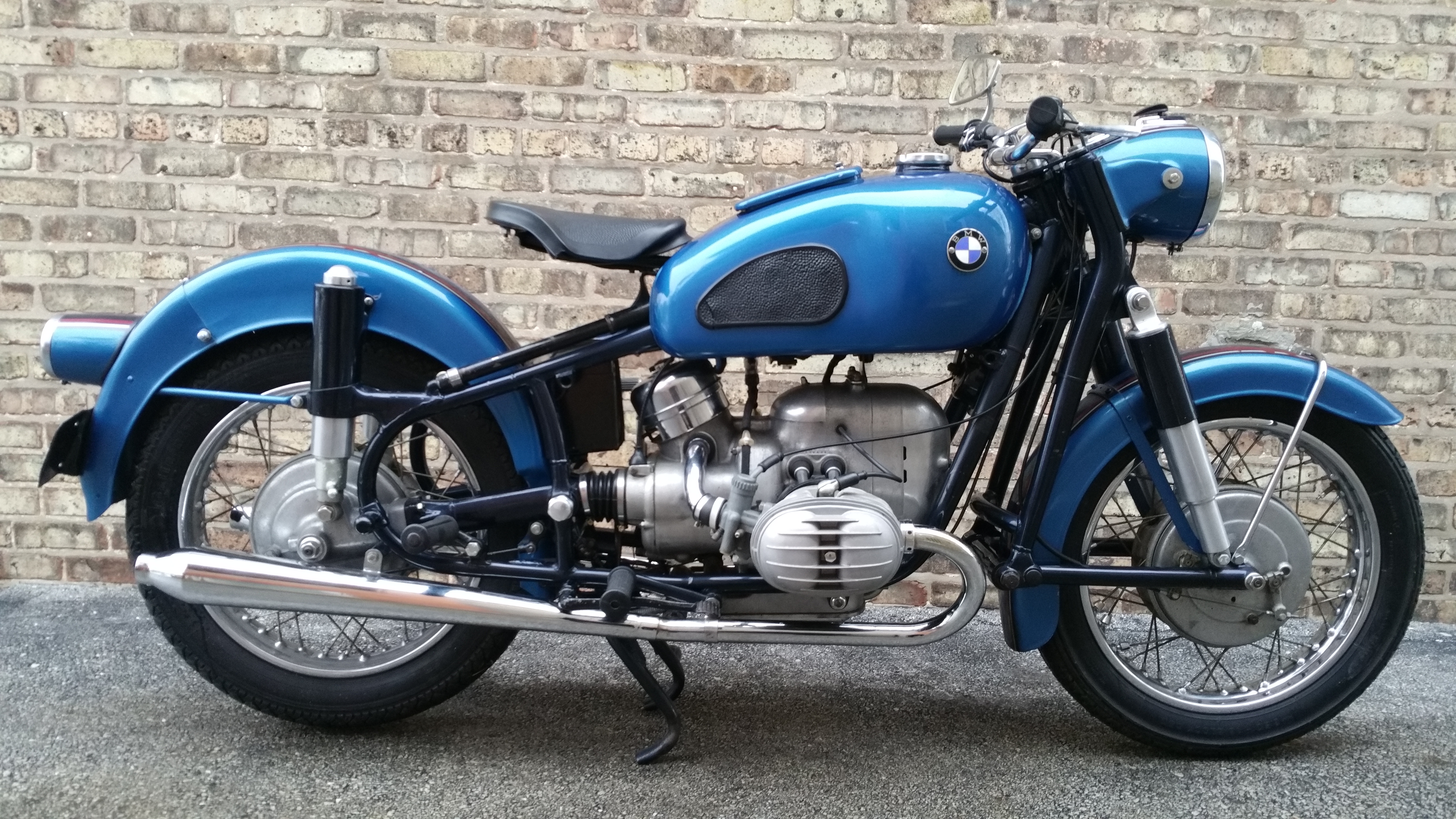 BMW R60 1960 wallpapers #172127