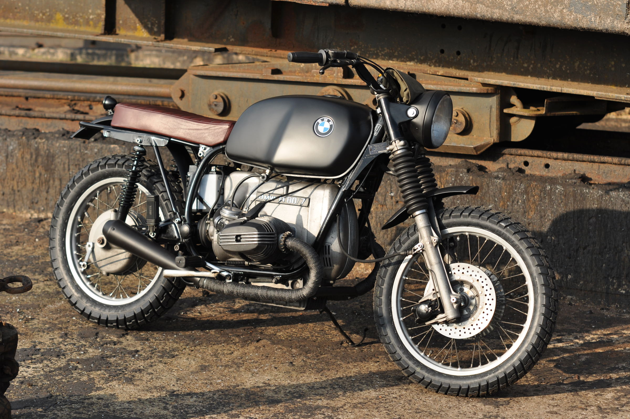 BMW R80RT 1984 images #165977