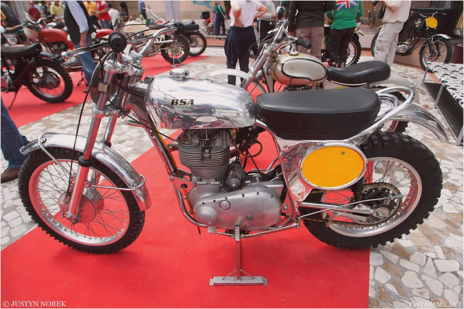 BSA Victor 500-Trail (B-50T) images #65702