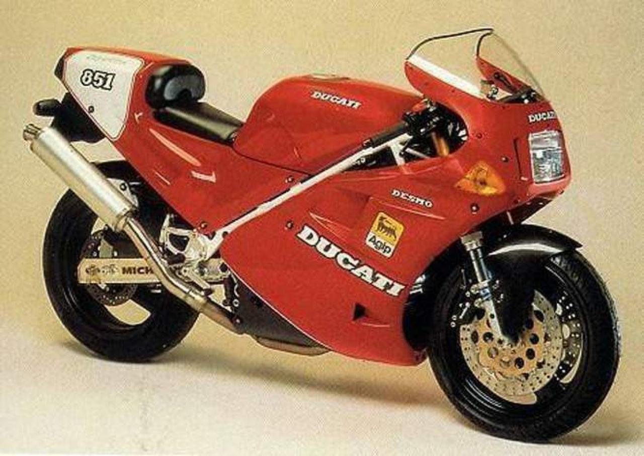 Ducati 851 SP 3 wallpapers #10648