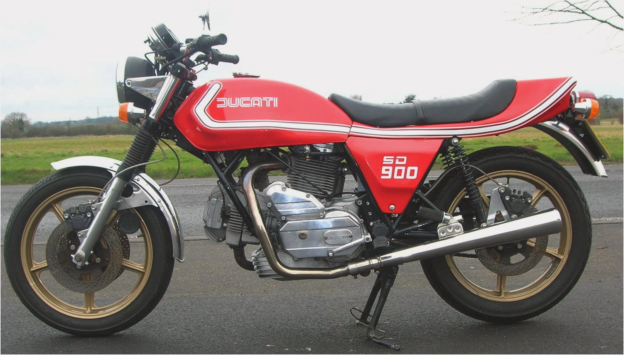 Ducati 900 SD Darmah 1979 wallpapers #10548