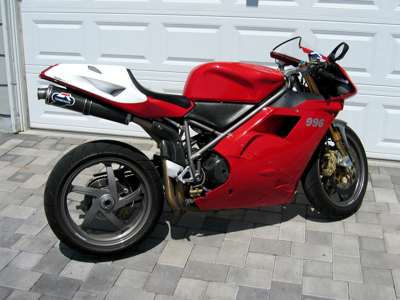 Ducati 996 2000 wallpapers #11242