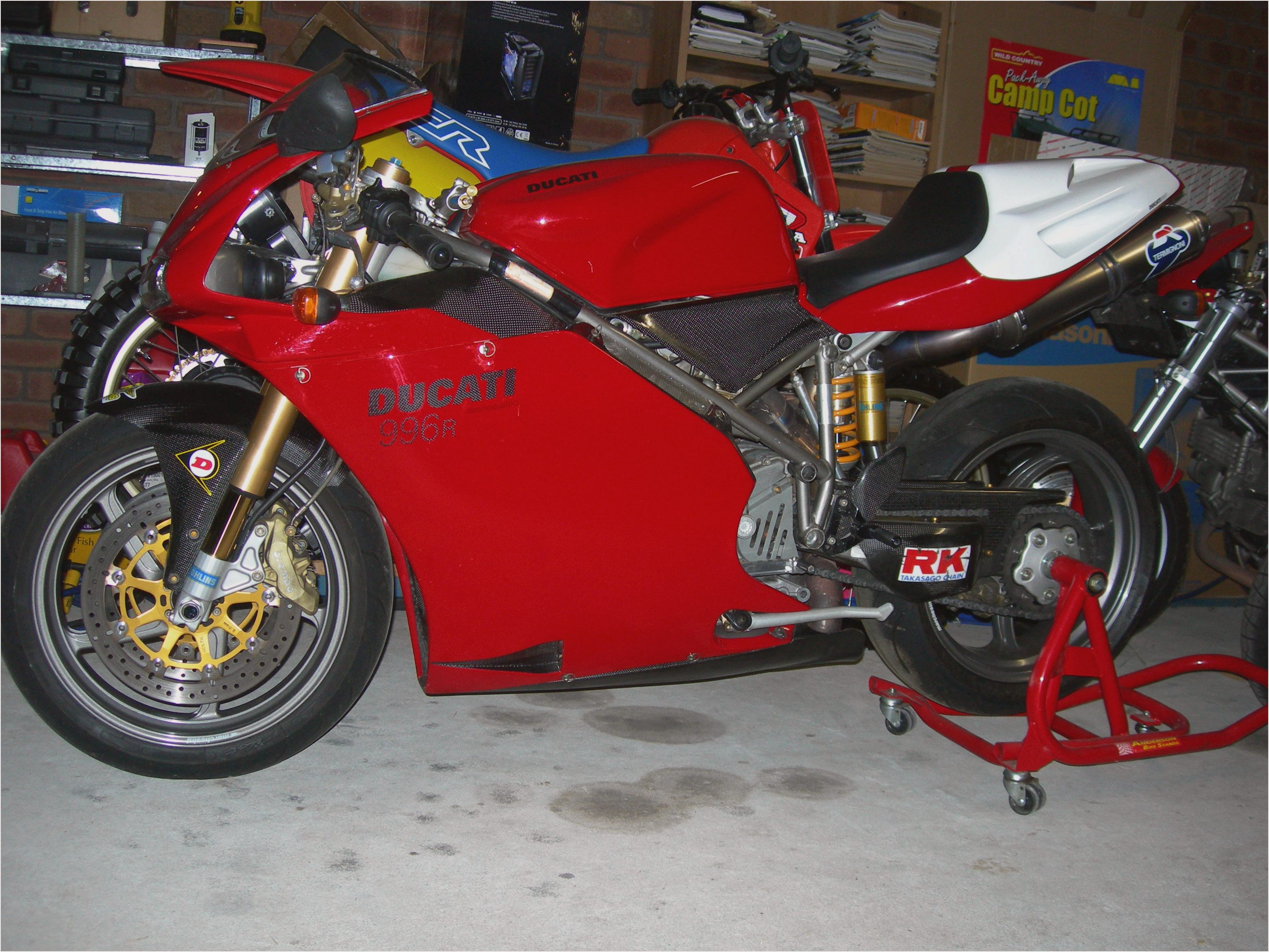 Ducati 996 R wallpapers #11047