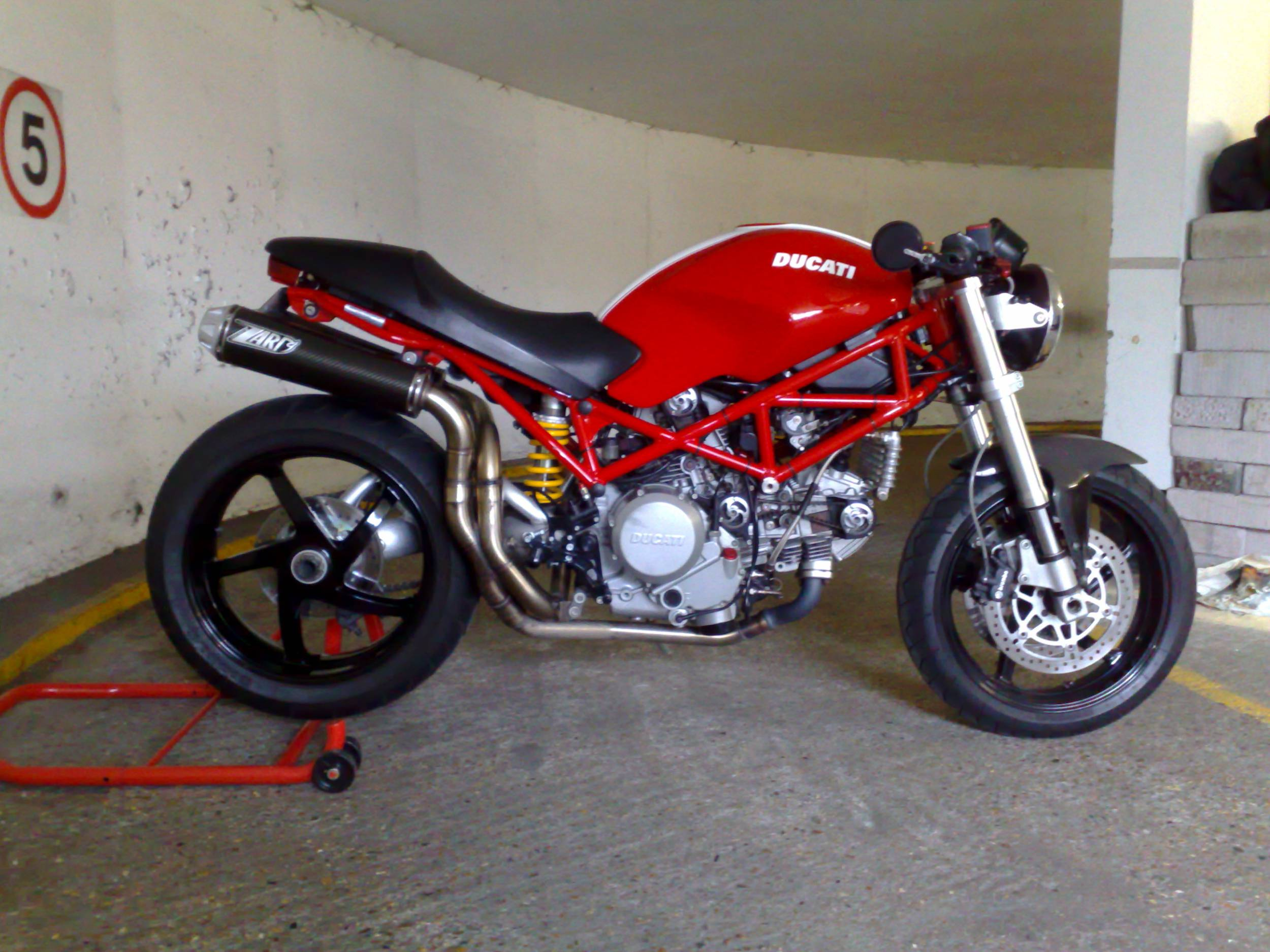 Ducati Monster S2R 800 2005 images #79151