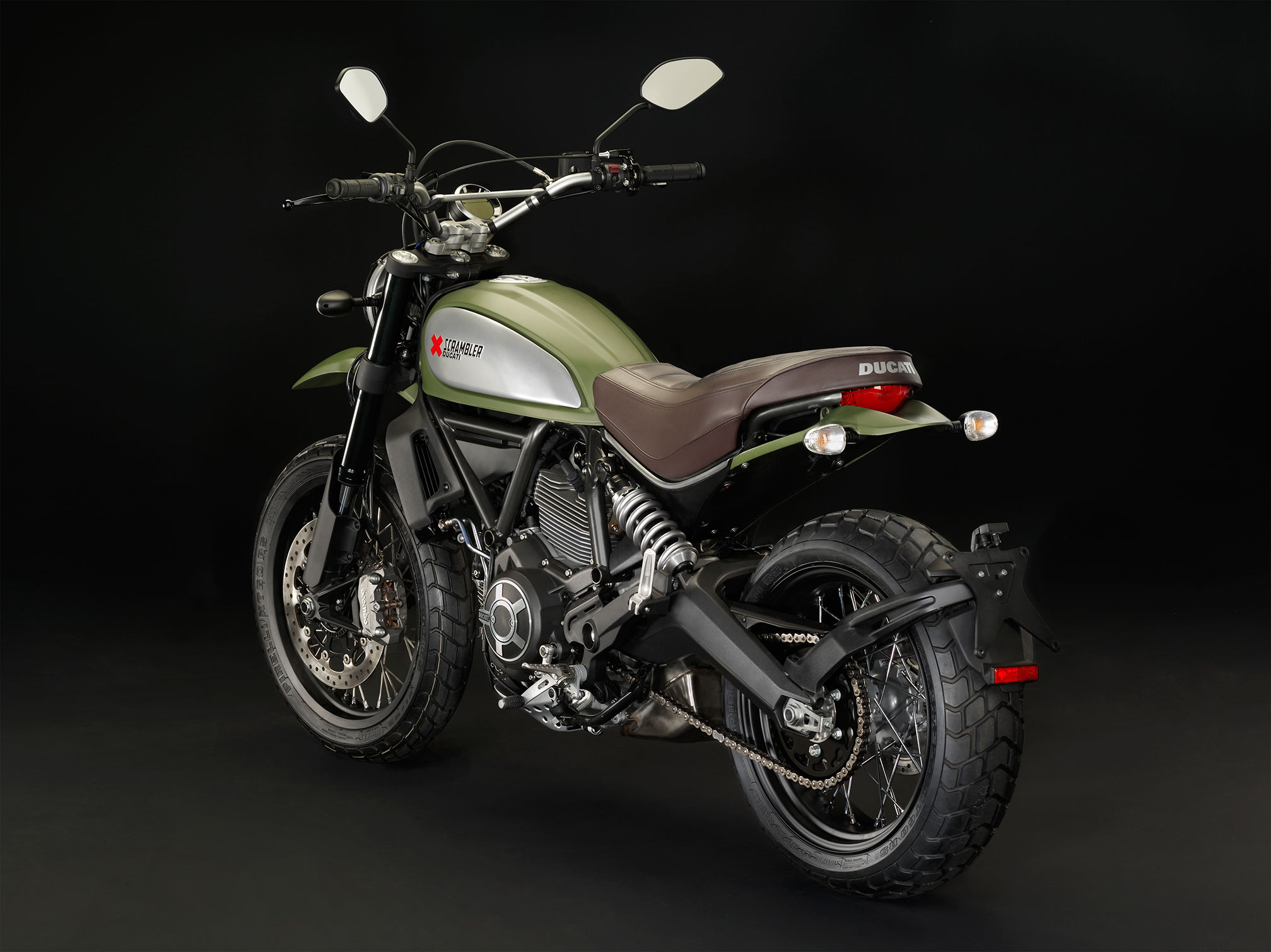 Ducati Scrambler Urban Enduro 2015 wallpapers #13530