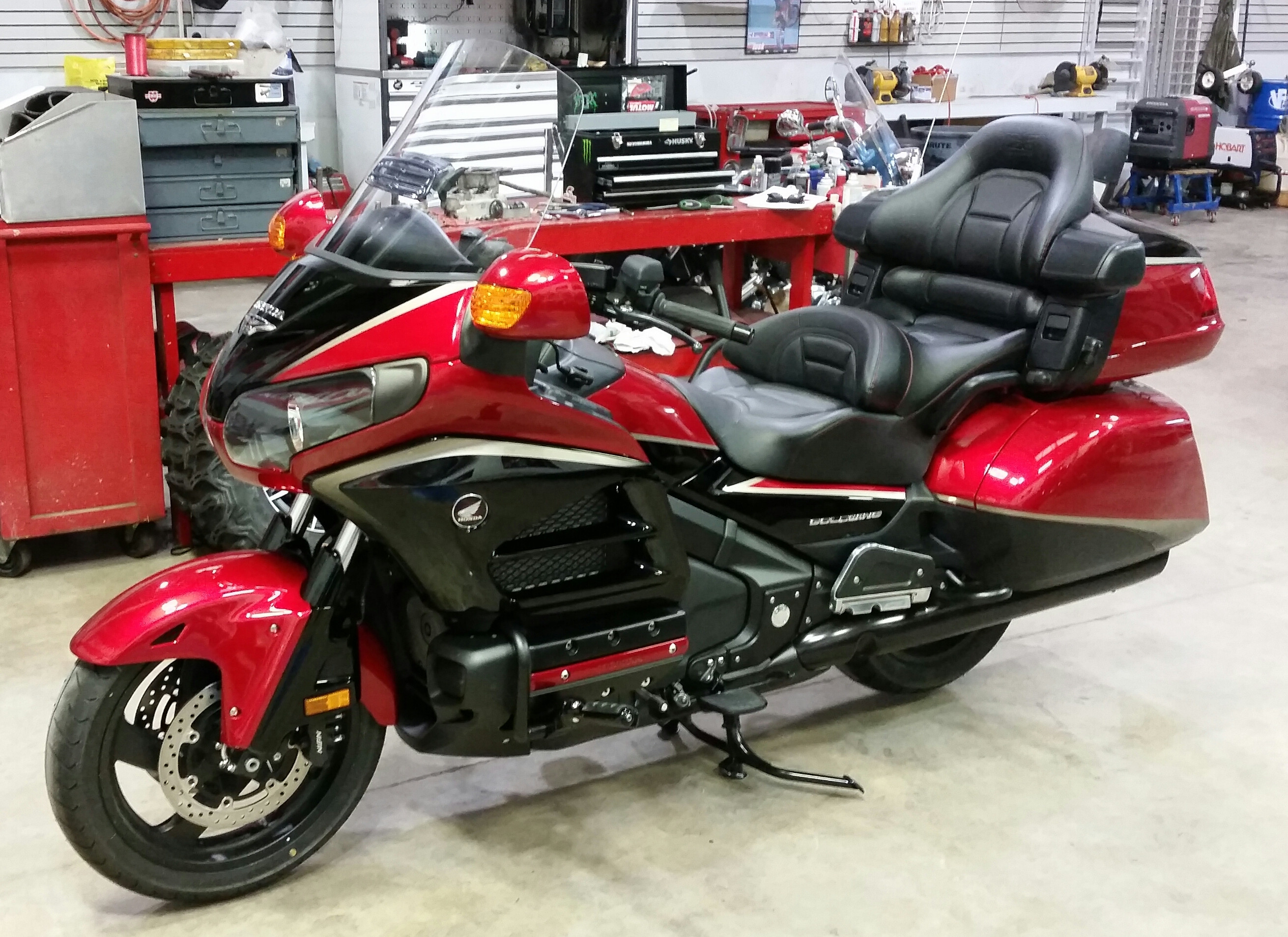 Honda Gold Wing F6C 2015 images #83216