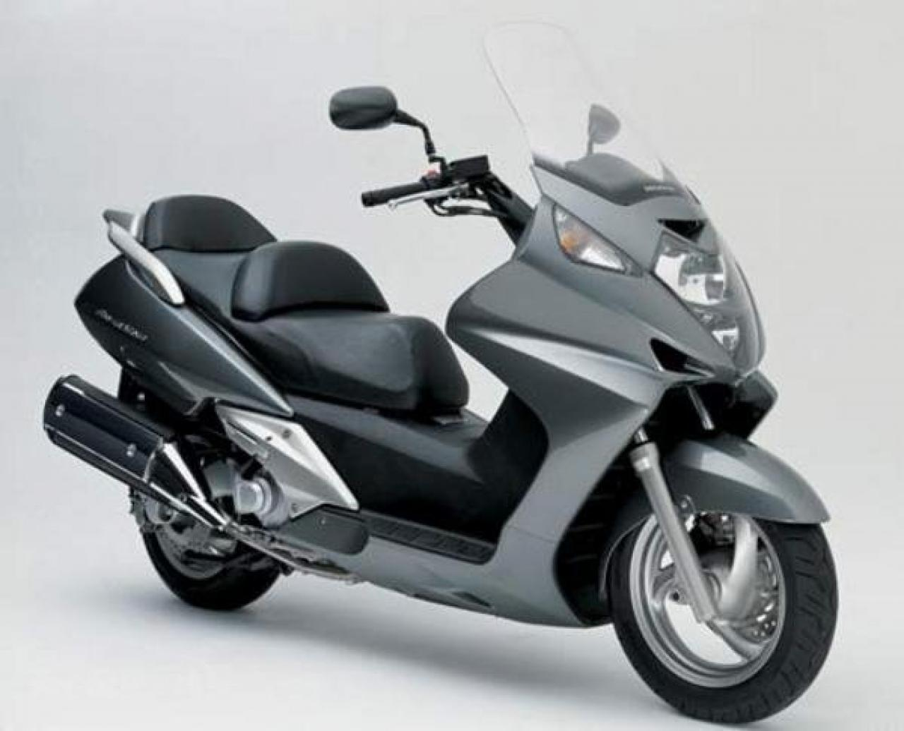 Honda Silver Wing 2007 images #83019