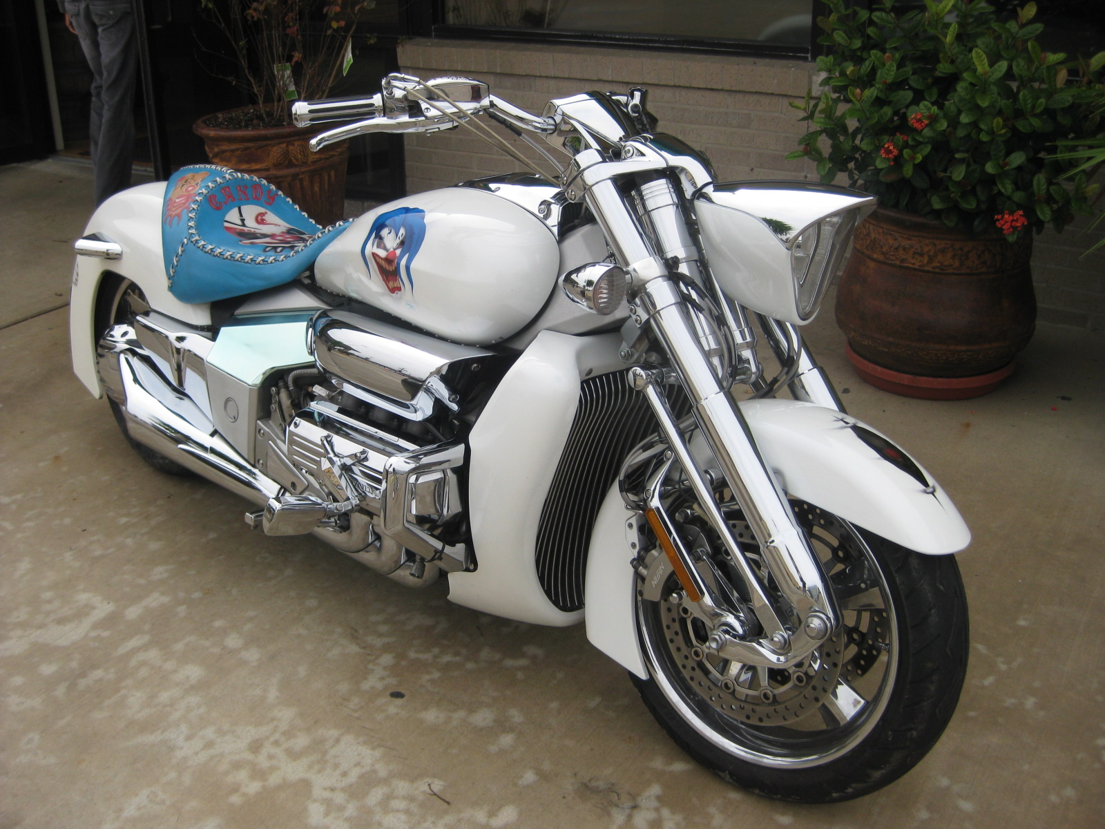 Back Honda Valkyrie Rune Picture 4 Size 1600x1200 Next