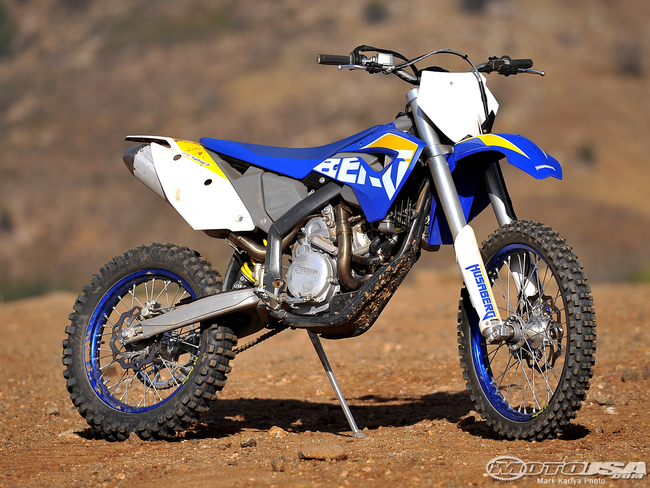 Husaberg FC 450 2005 wallpapers #174710