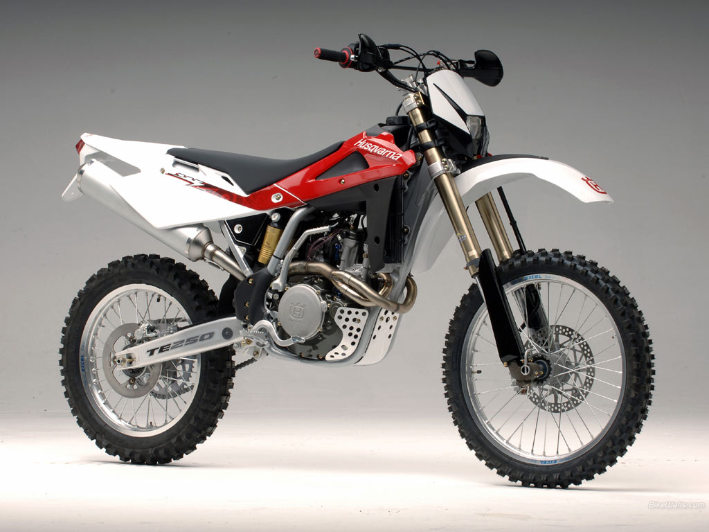Husqvarna TE 250 2007 wallpapers #138508