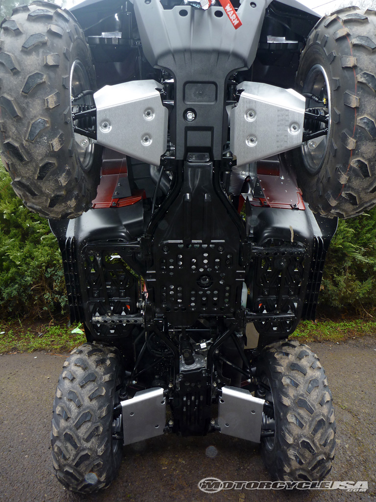 Kawasaki Brute Force 650 4x4 2011 images #86189