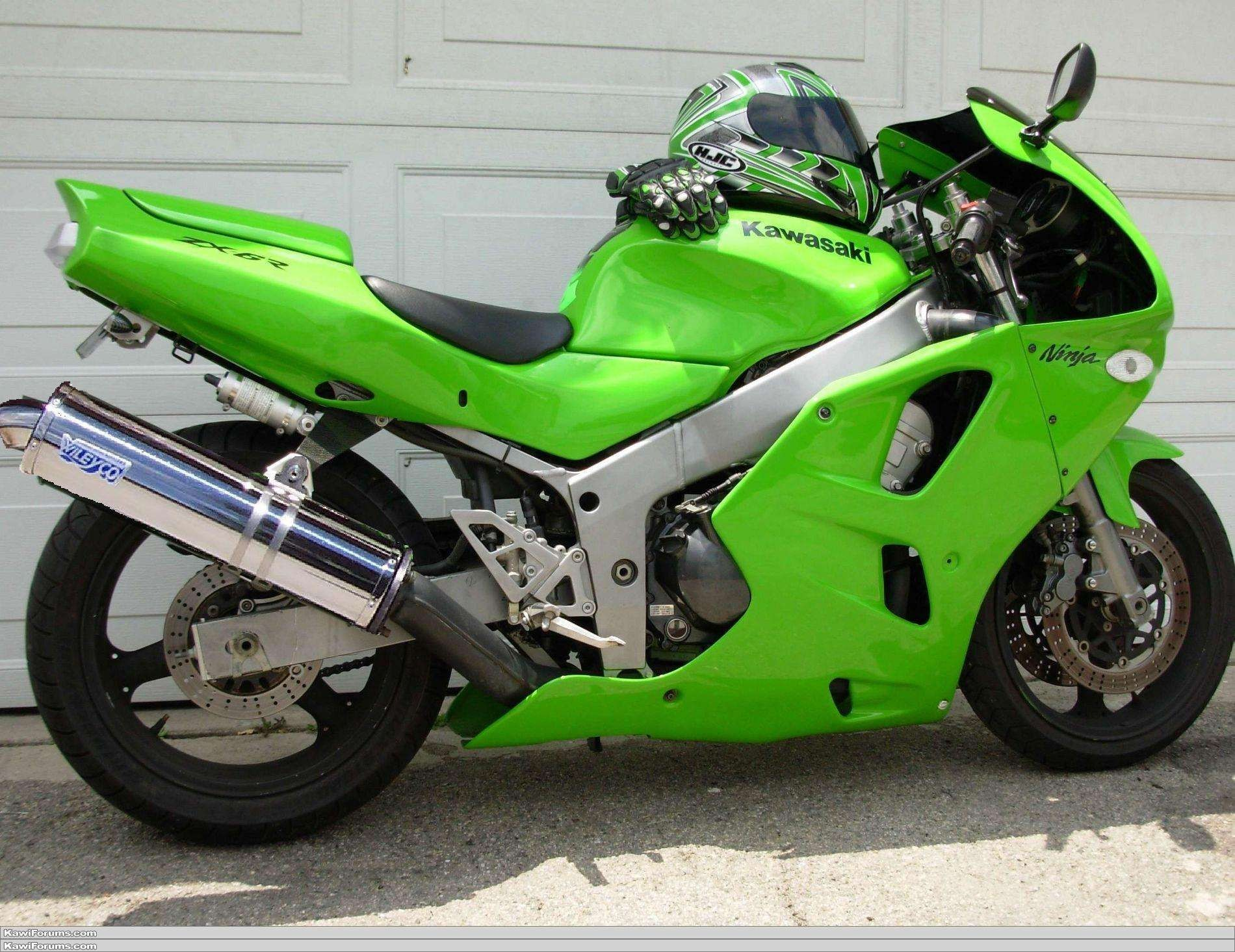 1995 Kawasaki Ninja Zx 6 R Pics Specs And Information