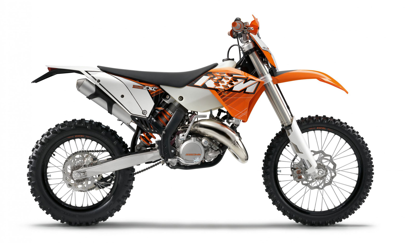 KTM 125 EXC 2010 wallpapers #161319