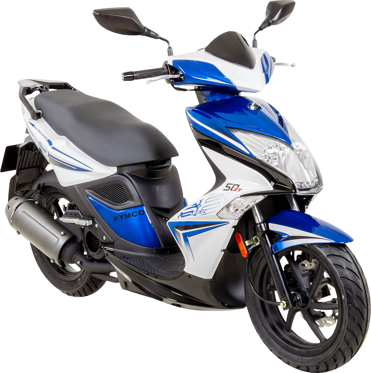 Kymco Super 8 50 2T 2011 images #101270