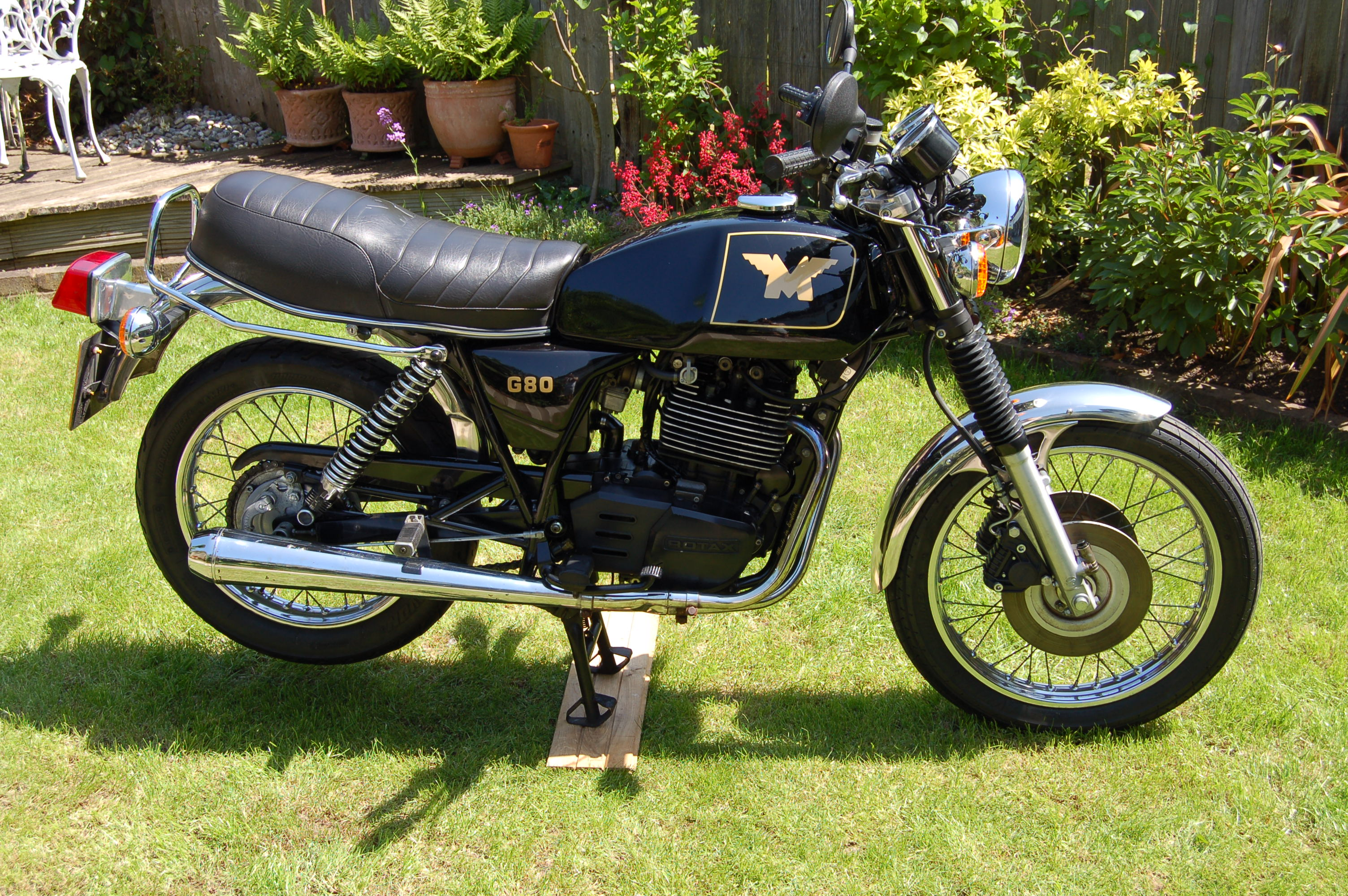 Matchless G 80 E 1990 images #105311