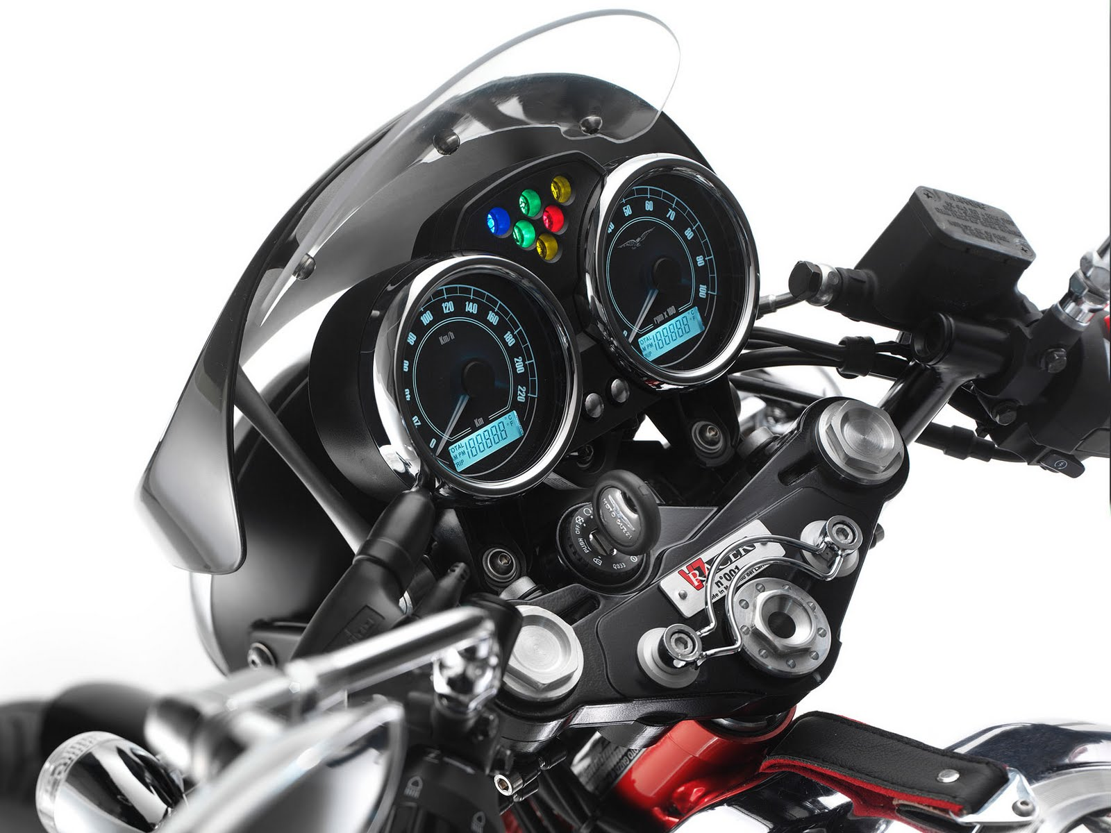 Moto Guzzi V7 Clubman Racer 2010 wallpapers #139503