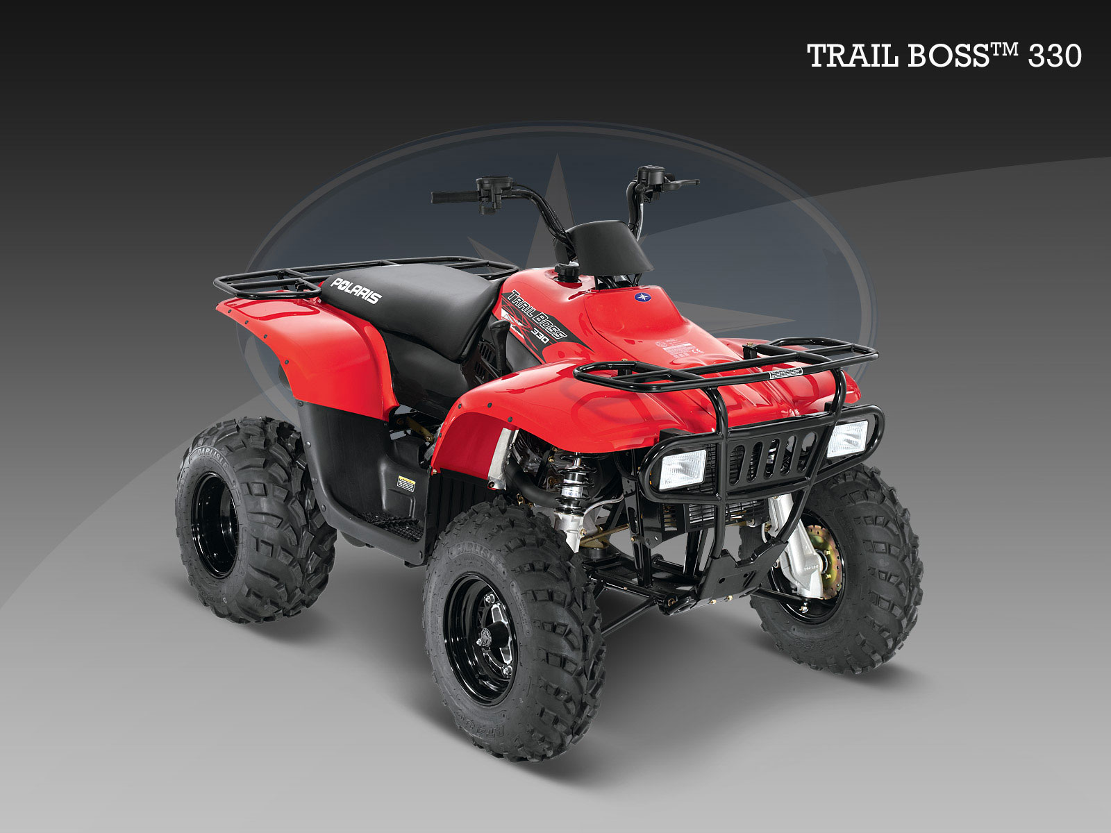 Polaris Trail Boss 330 2008 images #169652