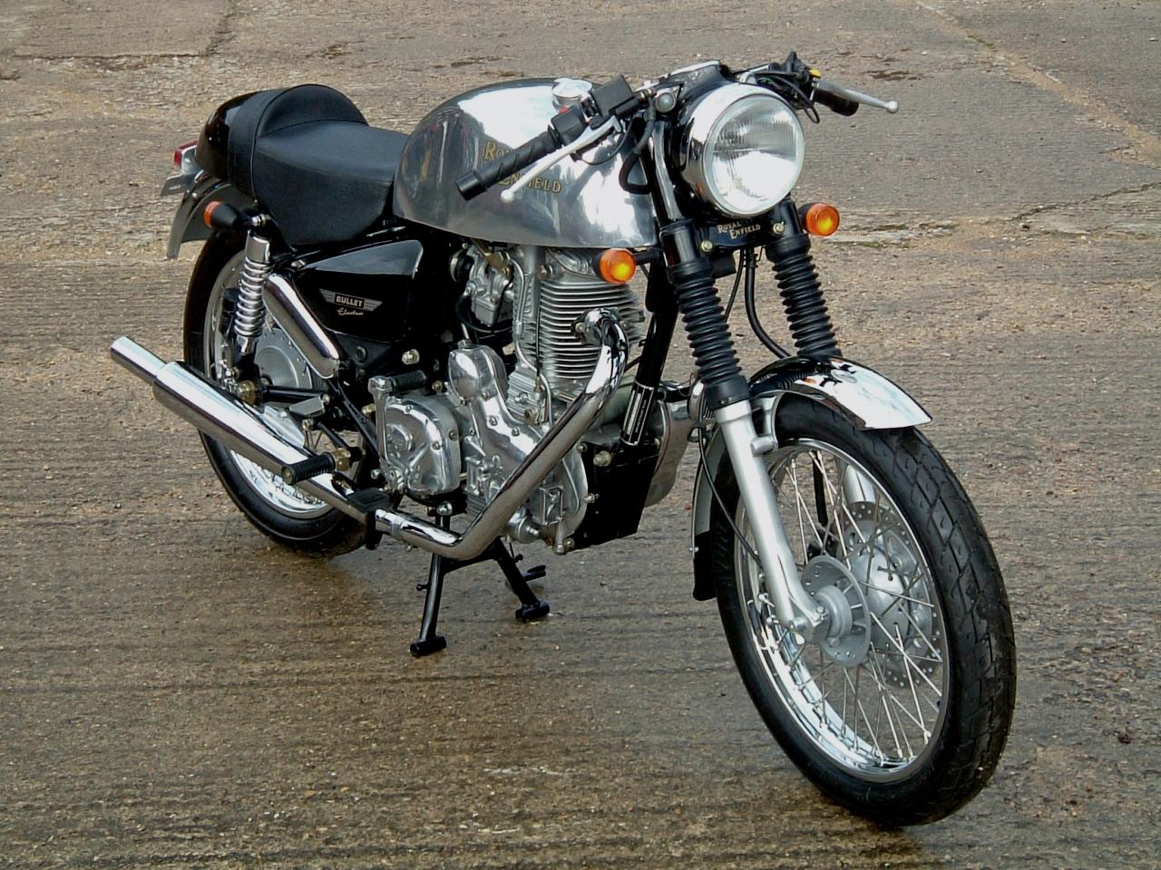 Royal Enfield Bullet 500 S Clubman 2003 images #123070